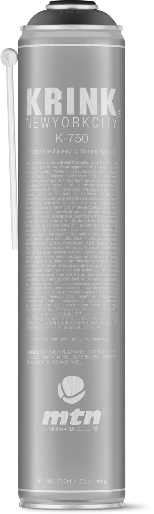 mtn: MTN Krink K-750 750ml, Spray Can