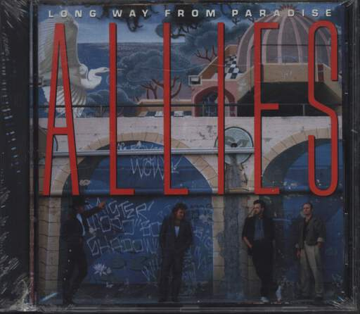 Allies: Long Way From Paradise, CD