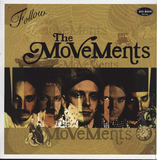 The Movements: Follow The Movements, LP (Vinyl)