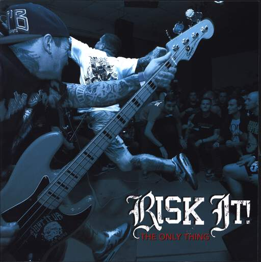 "Risk It!: The Only Thing, 7"" Single (Vinyl)"