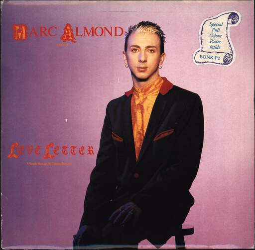 "Marc Almond: Love Letter, 7"" Single (Vinyl)"