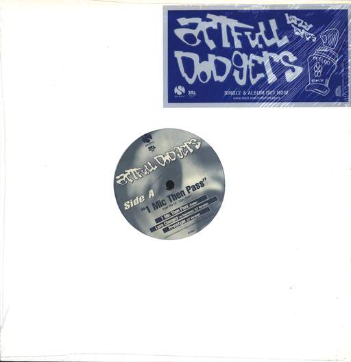 "Artfull Dodgers: 1 Mic Then Pass, 12"" Maxi Single (Vinyl)"