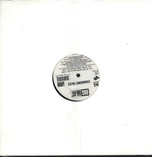 "Changing Faces: All Of My Days, 12"" Maxi Single (Vinyl)"