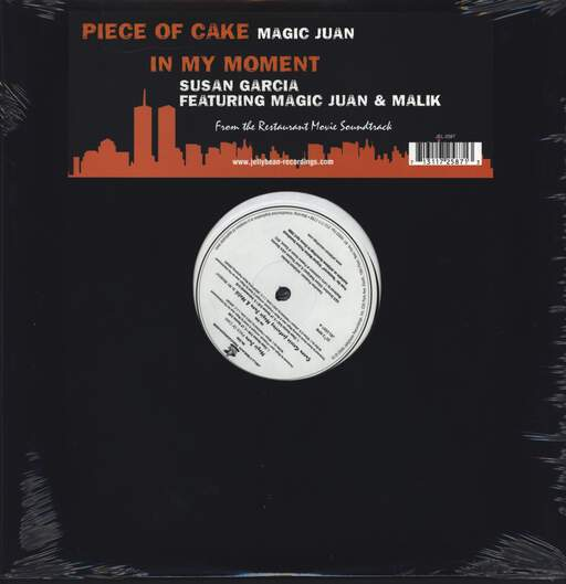 "Magic Juan: Piece Of Cake / In My Moment, 12"" Maxi Single (Vinyl)"