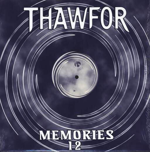 "Thawfor: Memories / Savor The Moment, 12"" Maxi Single (Vinyl)"