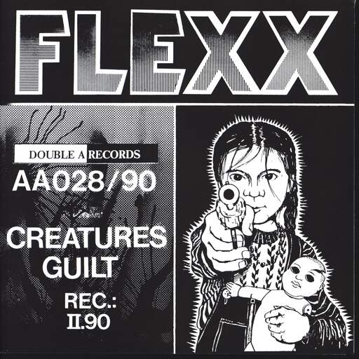 "Flexx: Creatures/Guilt, 7"" Single (Vinyl)"