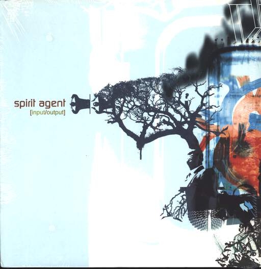 "Spirit Agent: Input / Output EP, 12"" Maxi Single (Vinyl)"