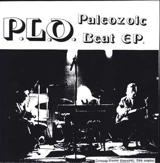 "P.L.O.: Paleozoic Beat EP, 7"" Single (Vinyl)"