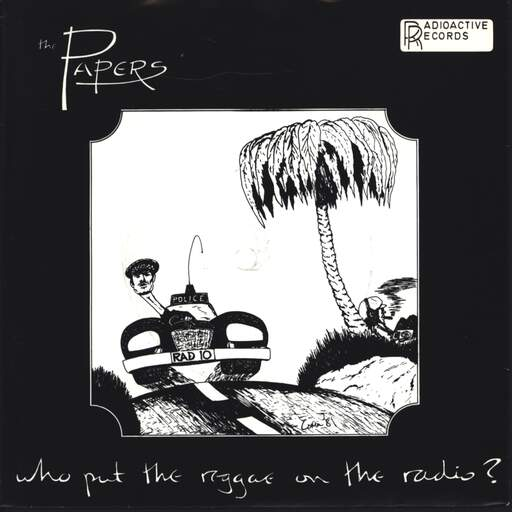 "The Papers: Who Put The Reggae On The Radio?, 7"" Single (Vinyl)"