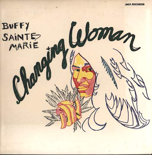 Buffy Sainte Marie: Changing Woman, LP (Vinyl)