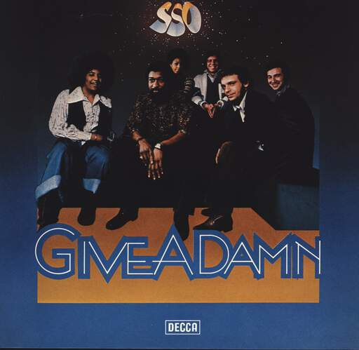 The S.S.O. Orchestra: Give A Damn, LP (Vinyl)