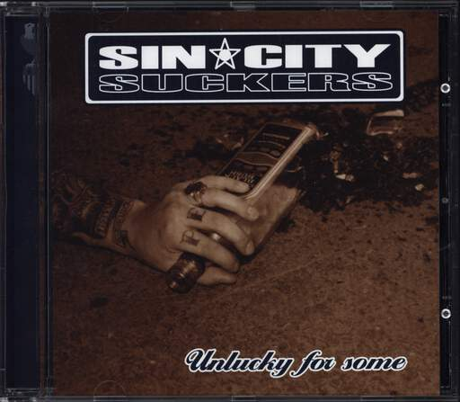Sin City Suckers: Unlucky For Some, CD