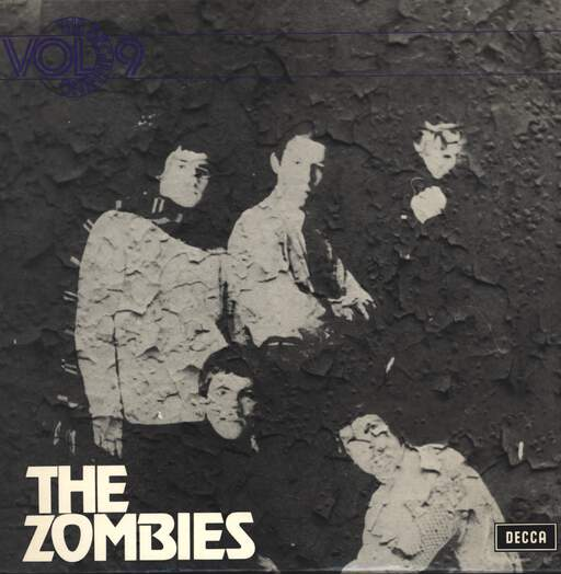 The Zombies: The Beginning Vol. 9, LP (Vinyl)