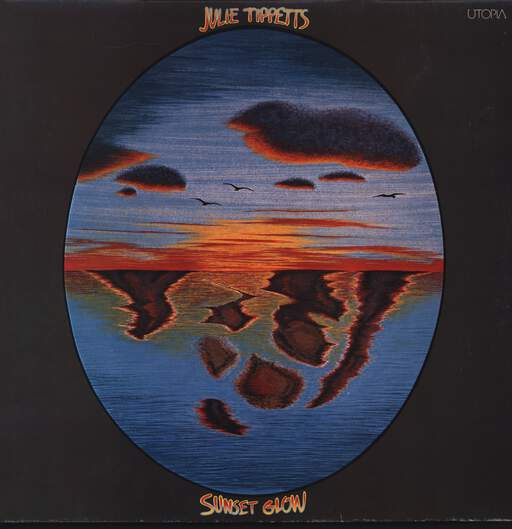 Julie Tippetts: Sunset Glow, LP (Vinyl)