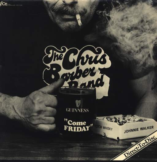 The Chris Barber Jazz And Blues Band: Come Friday, LP (Vinyl)