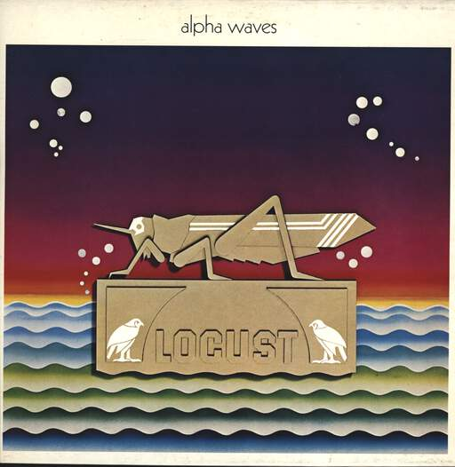 Locust: Alpha Waves, LP (Vinyl)