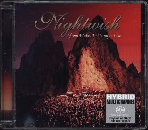 Nightwish: From Wishes To Eternity - Live, CD