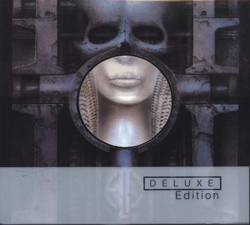 Emerson, Lake & Palmer: Brain Salad Surgery, CD