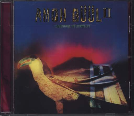 Amon Düül II: Carnival In Babylon, CD