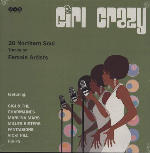 Various Girl Crazy, 20 Northern Soul Tracks By Female Artists