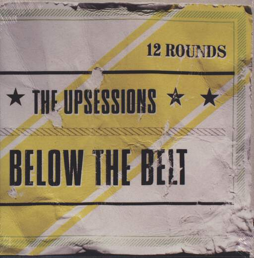 The Upsessions: Below The Belt, LP (Vinyl)