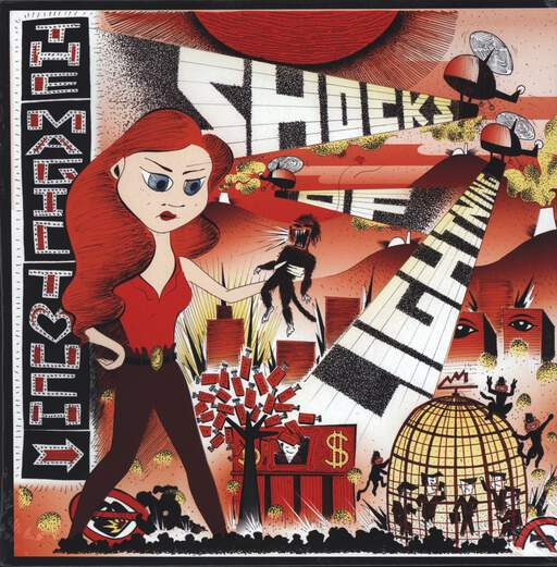 The Magic Touch: Shocks Of Lightning, LP (Vinyl)