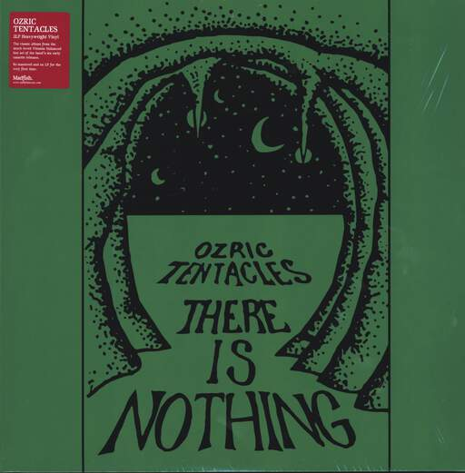 Ozric Tentacles: There Is Nothing, LP (Vinyl)