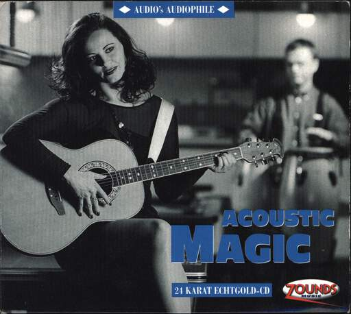 Various: Acoustic Magic, CD