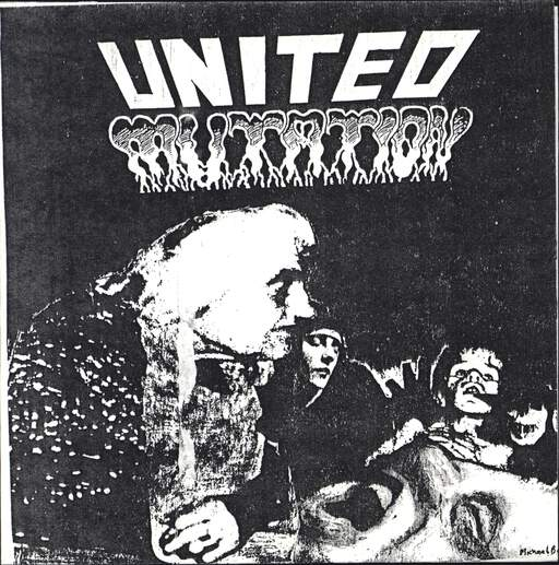 "United Mutation: Fugitive Family, 7"" Single (Vinyl)"