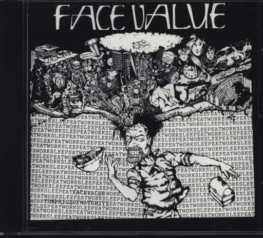 "Face Value: The Price Of Maturity, 12"" Maxi Single (Vinyl)"