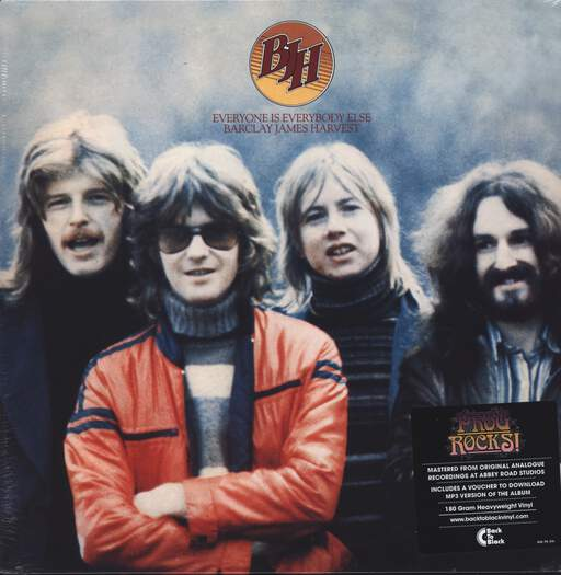 Barclay James Harvest: Everyone Is Everybody Else, LP (Vinyl)