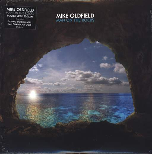 Mike Oldfield: Man On The Rocks, LP (Vinyl)