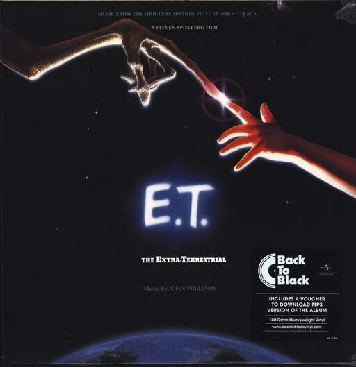 John Williams: E.T. The Extra-Terrestrial, LP (Vinyl)