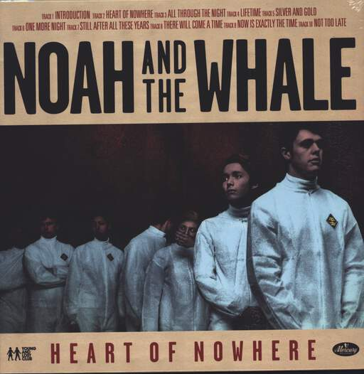 Noah And The Whale: Heart Of Nowhere, LP (Vinyl)