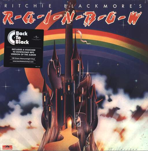 Rainbow: Ritchie Blackmore's Rainbow, LP (Vinyl)