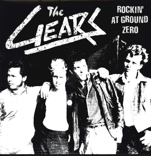 The Gears: Rockin' At Ground Zero, LP (Vinyl)