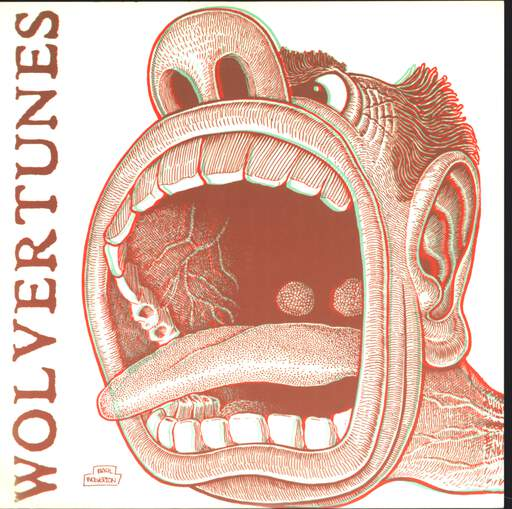 "Basil Wolverton: Wolvertunes, 7"" Single (Vinyl)"
