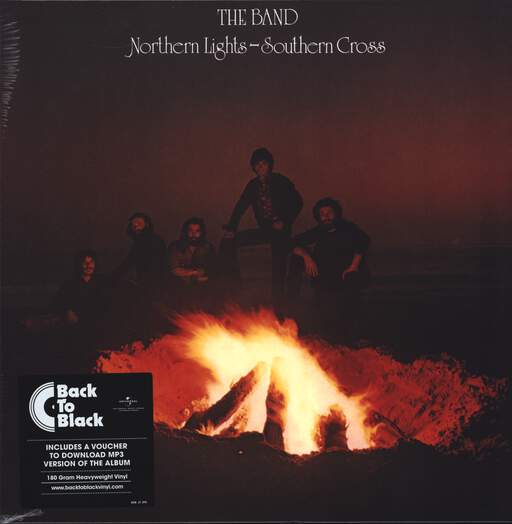 The Band: Northern Lights - Southern Cross, LP (Vinyl)