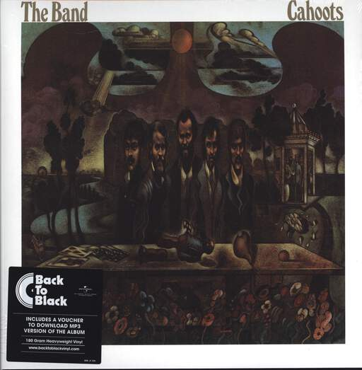 The Band: Cahoots, LP (Vinyl)