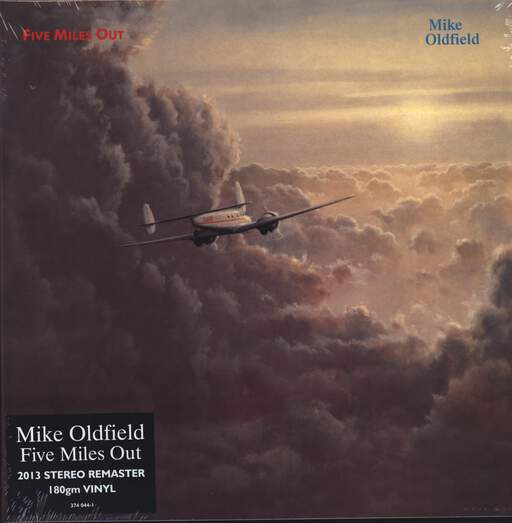 Mike Oldfield: Five Miles Out, LP (Vinyl)