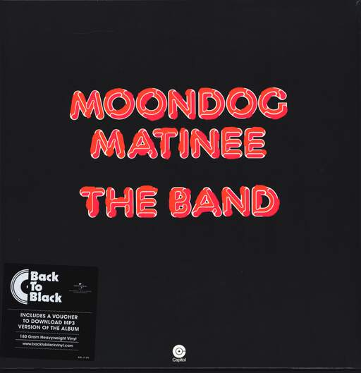 The Band: Moondog Matinee, LP (Vinyl)