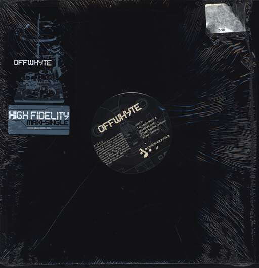 "Offwhyte: High Fidelity, 12"" Maxi Single (Vinyl)"
