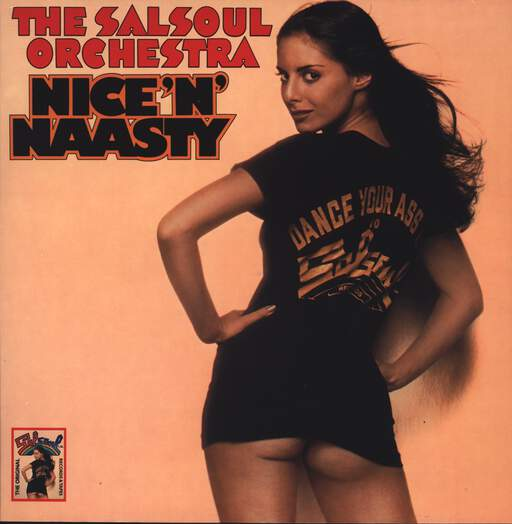 THE SALSOUL ORCHESTRA - Nice 'N' Naasty - 33T