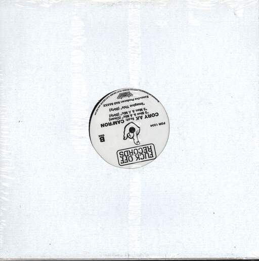 "Cory Ak: Imagine This, 12"" Maxi Single (Vinyl)"