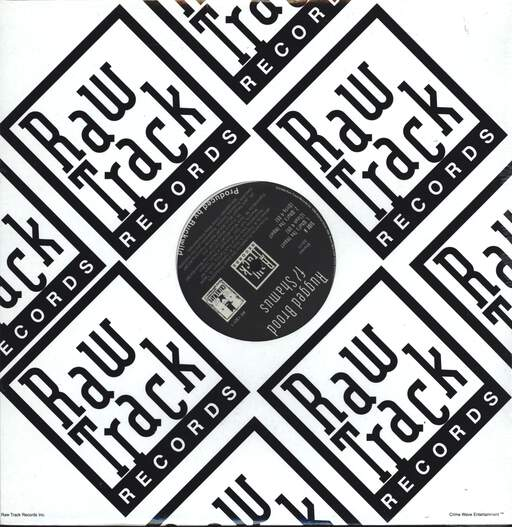 "Rugged Brood: What's The Impact, 12"" Maxi Single (Vinyl)"