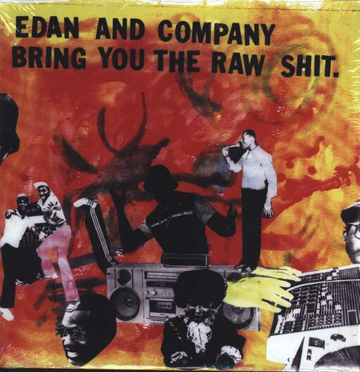 "Edan: Edan And Company Bring You The Raw Shit, 12"" Maxi Single (Vinyl)"