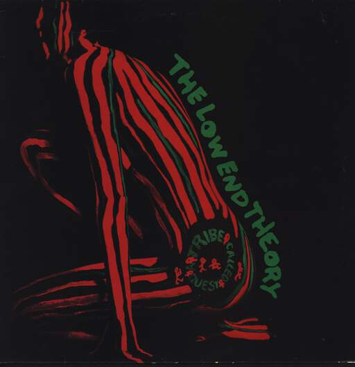 A Tribe Called Quest: The Low End Theory, LP (Vinyl)