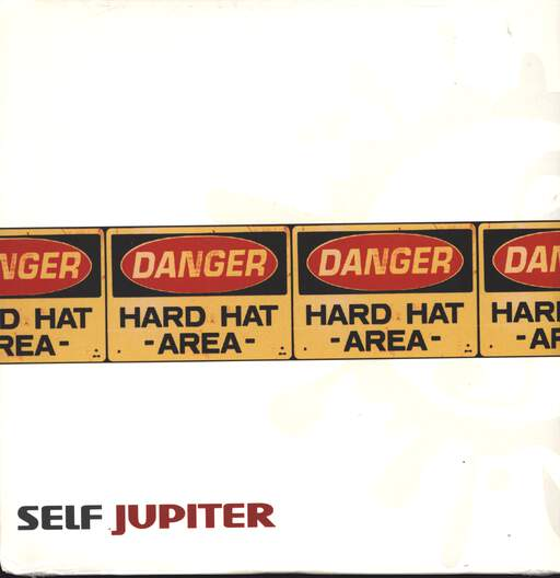 Self Jupiter: Hard Hat Area, LP (Vinyl)