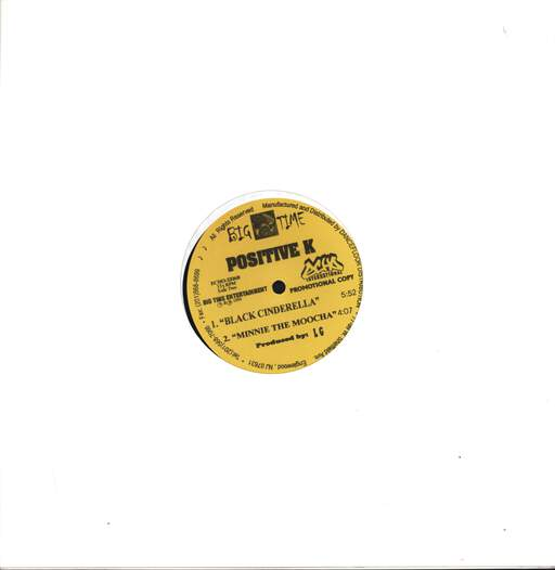 "Positive K: Feel Good 'Bout Myself, 12"" Maxi Single (Vinyl)"