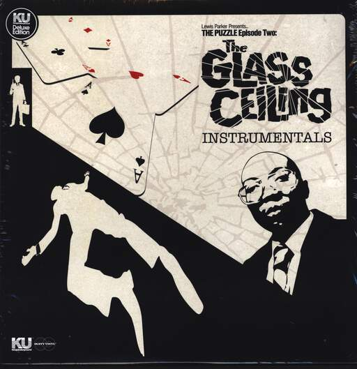Lewis Parker: The Puzzle: Episode 2 - The Glass Ceiling Instrumentals, LP (Vinyl)